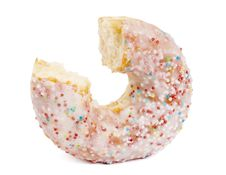Free Donut Glaze Royalty Free Stock Image - 20740976