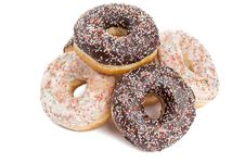 Free Donut Glaze Stock Image - 20741041