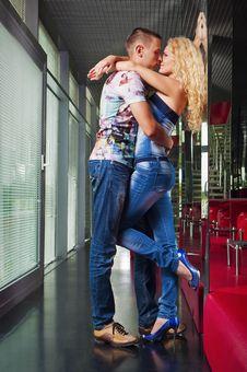 Free Stylish Couple Stock Photo - 20741240