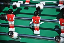 Free Table Soccer Royalty Free Stock Photography - 20741857