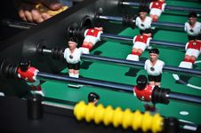 Free Table Soccer Stock Image - 20741891