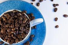 Free Rich Coffee Beans Stock Photography - 20742182
