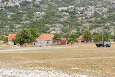 Free Typical Montenegrinisch  Village Han. Stock Photo - 20742640