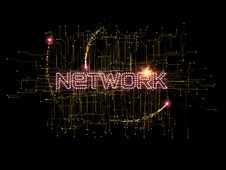 Free Network World Stock Images - 20743254