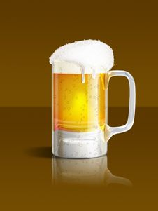 Free Beer Mug Stock Images - 20743834