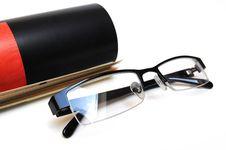 Free Magazine With Glasses Stock Image - 20744651