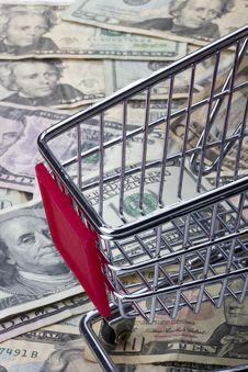 Free Shopping Cart Stock Image - 20745281
