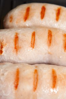 Free Grilled Sausages Stock Photo - 20745580