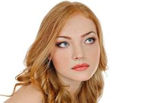 Free Redheaded Beauty Stock Images - 20746234