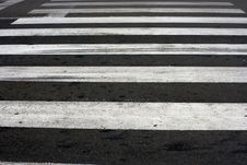 Free Pedestrian Crossing Royalty Free Stock Photos - 20746268