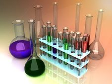 Free Chemical Devices Royalty Free Stock Photos - 20746548