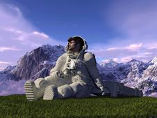 Free Astronaut Stock Image - 20746571