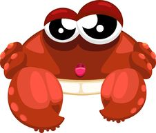 Illustration Crab Vector Stock Photography