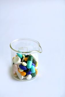 Free Pills Royalty Free Stock Photos - 20746968
