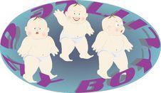 Free Three Little Boys Royalty Free Stock Photo - 20747075