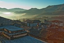 Italian Village Royalty Free Stock Photo