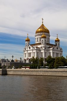 Moscow. Christ The Savior Cathedral