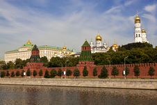 Free Moscow Kremlin Stock Photos - 20748363