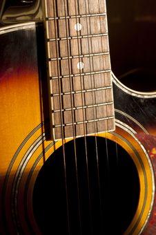 Free Guitar Details Stock Image - 20749721