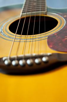 Free Guitar Details Royalty Free Stock Images - 20749899