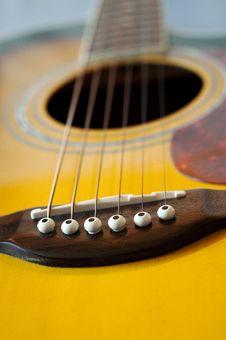 Free Guitar Details Stock Image - 20749931
