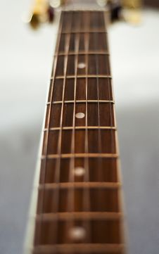 Free Guitar Details Royalty Free Stock Image - 20749956