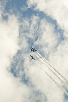 Free Planes On Airshow Stock Photo - 20750560