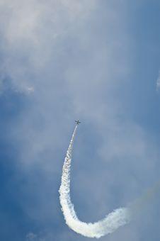 Free Plane On Airshow Stock Photos - 20750613