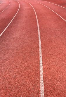 Free Track For Running Stock Photos - 20751003