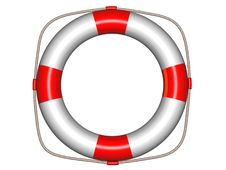 Free Life Buoy Stock Images - 20751294