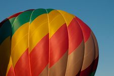 Free Colorful Hot Air Balloon Detail Royalty Free Stock Images - 20751569
