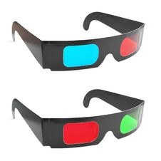 Free 3D Glasses Stock Photography - 20753432