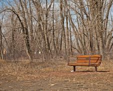 Free Have A Seat Stock Photography - 20754502