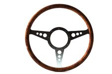 Free Old Retro Steering Wheel Stock Photography - 20755602