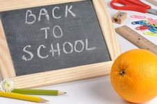Free Back To School Composition Stock Image - 20755751