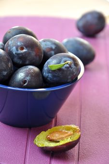 Free Plums Stock Photo - 20756490