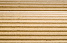 Free Corrugated Cardboard Royalty Free Stock Photography - 20756617