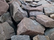 Free Granite Rocks Royalty Free Stock Photo - 20756775