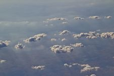 Free Clouds Royalty Free Stock Image - 20756776