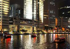 Free Singapore Embankment Stock Photo - 20757050