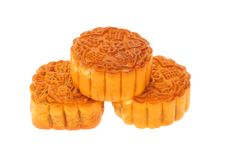Free Moon Cakes Royalty Free Stock Photos - 20758628