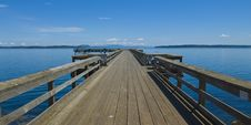 Free Crab Fishing Pier Stock Photography - 20759922