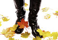 Free Image Of Leather Boots Stock Photo - 20763330