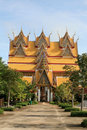 Free The Path To Thai Temple Stock Images - 20766014