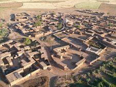 Free Bedouin Town Royalty Free Stock Photo - 20760355