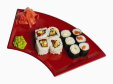 Free Sushi Royalty Free Stock Image - 20760396