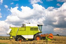 Agicultural Machinery Royalty Free Stock Image