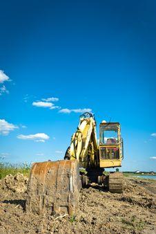 Free Digger Stock Image - 20760831