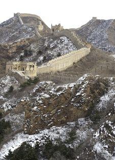 Free Great Wall China Stock Photos - 20761263