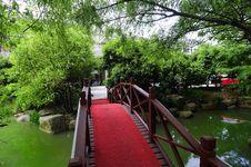 Free Bridges, Trees, Water Stock Photo - 20761890
